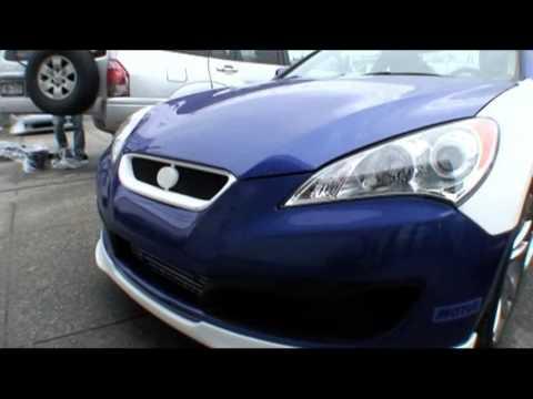 Sarona Body Sarona Hyundai Genesis Body