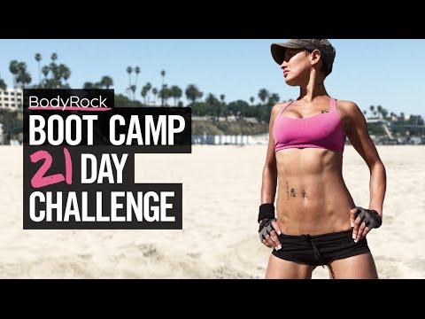 BodyRock Bootcamp I Workout 12 Bonus FREE !!