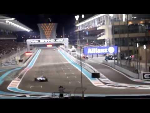 GP F1 Abu Dhabi 2014 - Qualifications - Tribune West 8