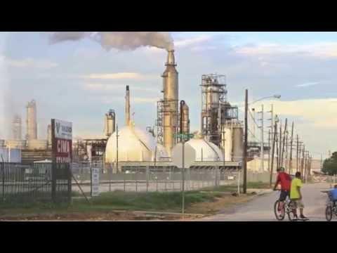 Houston Refinery Tour