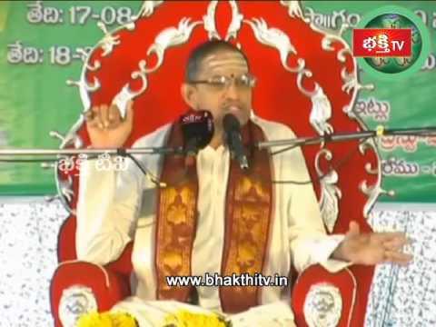 Chaganti Koteswara Rao | Sravana Vaibhavam Special Episode 1 - Part 1