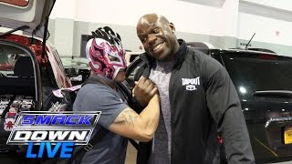 Apollo Crews and Kalisto are ready to grab the brass ring on Draft day: July 19, 2016