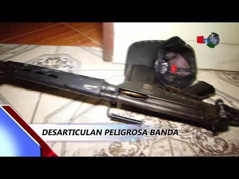 CUATRO INTEGRANTES DE BANDA DELINCUENCIAL SON ABATIDOS POR LA POLICÍA NACIONAL