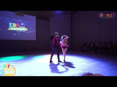 Samet & Dilara Dance Performance - EDF 2016