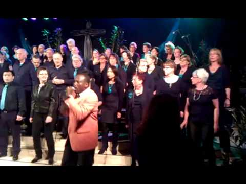 I came to Magnify the Lord by Sound of Celebration & Workshop choir Ft Martin Adu