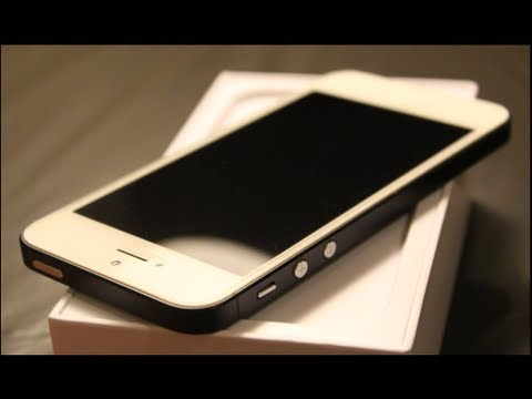 Epic iPhone 5 Color Mod   Episode 2   Many Variations (Conversion Swap Change)