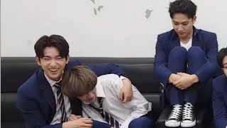 GOT7 WHEN: JJP tried to become good parents