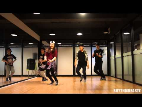 Bonny Kim Choreography | black Eyed Peas - The Time (dirty Bit) video