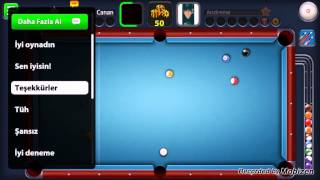 8 Ball Pool - kazandım