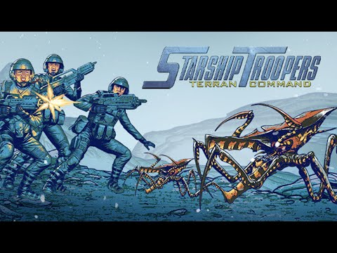 FIRST LOOK - Starship Troopers - Terran Command Gameplay & Announcement Trailer Analysis