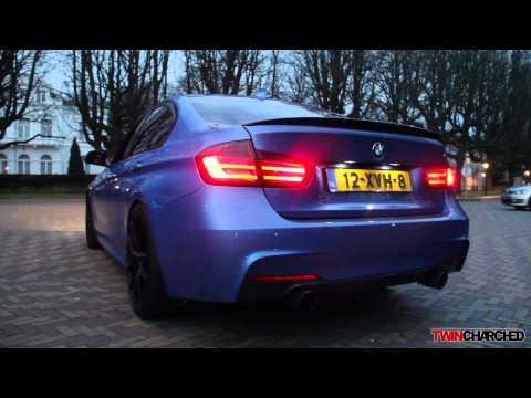 BMW 335i (F30) w/ Power kit and Akrapovic Exhaust!