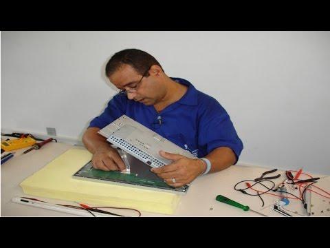 Clique e veja o vídeo Curso Manutenção em Monitores CRT