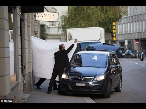 FIFA SCANDAL: This is Seven FIFA officials arrested at five-star hotel in Zurich in dawn raids toda