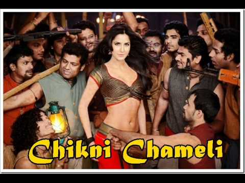 Chikni Chameli (Agneepath 2012) - Full Audio Song