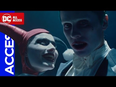 Suicide Squad Exclusive Extended Scene + New Trailer DC Universe Online
