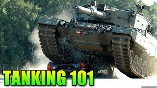 Battlefield 4 - Tank Guide: Ammo Types & Upgrades