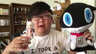 Kanna Kamui Figure, Morgana Plushie, and More (Aitai Kuji Unboxing)