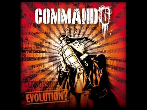 Command6 - Bleed The Cure