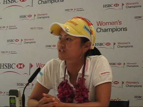 Ai Miyazato Wins the HSBC Women's Champions 2010!
