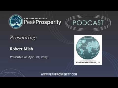 Robert Mish: Front-Line Observations from a Seasoned Gold & Silver Bullion Dealer