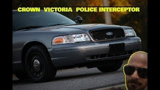 Ford Crown Victoria - Everything You Need To Know   Up To Speed