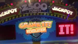 Crank It Revolution Arcade Game