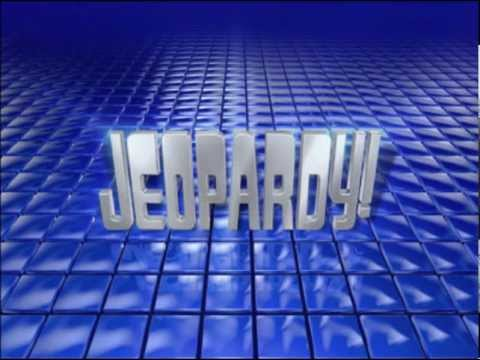 Jeopardy 2001 Theme video