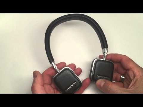 HARMAN KARDON SOHO WIRELESS HEADPHONES UNBOXING AND FIRST LOOK