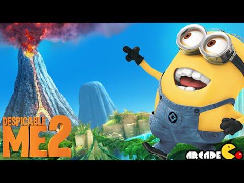 Despicable Me 2: Minion Rush Despicable Monday EL Macho's Lair