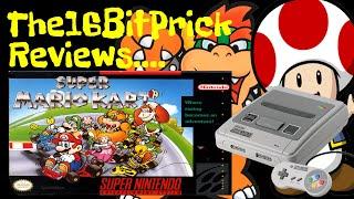 Super Mario Kart Review - The16BitPrick