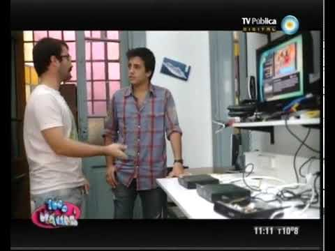1000 manos - Software libre en TDA - 25-04-12