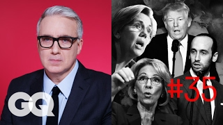 Is The Trump White House High? | The Resistance with Keith Olbermann | GQ