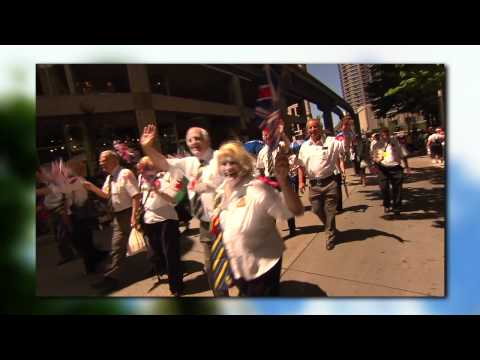 Highlights from the 2011 Lions Clubs International Convention in Seattle, Washington, USA