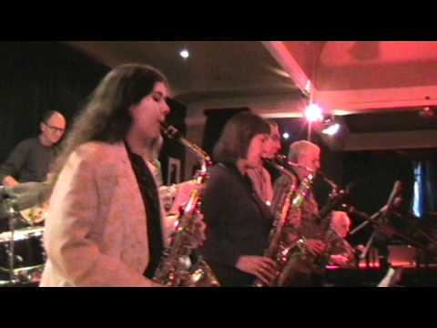 Mike Walker's ensemble Cool Blues (240).wmv