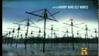 HAARP - Weather Warfare and Chemtrails CONFIRMED by History Channel - 2of4