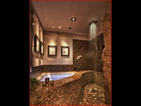 Dream Bathroom Designs, Luxurious Showers, Spa-like Bathrooms