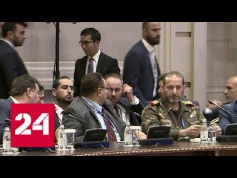 Сирия: Россия, Турция и Иран развели противоборствующие стороны