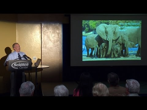 Elephants or People?  Ethical Dilemmas in Recovering Endangered Species -- The Silent Spring Series
