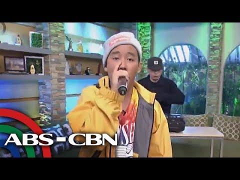 "UKG: Shantidope performs ""Nadarang"""