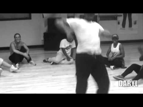 Lil' Kim the Jump Off-choreography By: Christina Davis And  Co Choreographer Daryl video