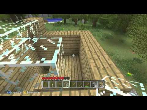Cómo empezar en Minecraft para XBOX 360