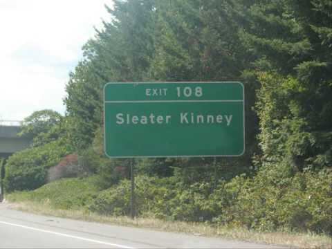 Sleater-kinney - Burn Dont Freeze