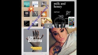 BOOKS I'M READING | AUDIOBOOKS, PAPERBACK TO PODCASTS! INFERTILITY, SELF IMPROVEMENT & MORE...