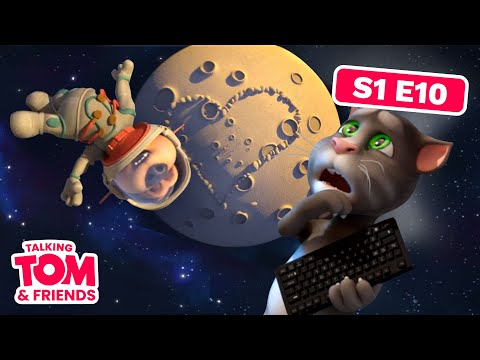 Talking Tom and Friends - Man on the Moon 2 (Season 1 Episode 10)