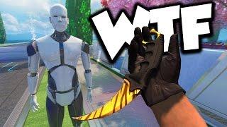 BLACK OPS 3 WITH CSGO WEAPONS?! (HILARIOUS 1V1 WAGER)
