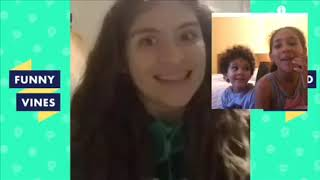 Try not to laugh/Sibling Challenge
