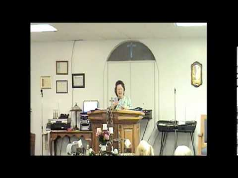 World Christian Church Wednesday Night   6/19/13 A Ministry Without Walls Part 2