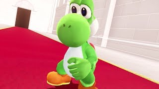 Yoshi in Super Mario Odyssey - Final Boss & Ending