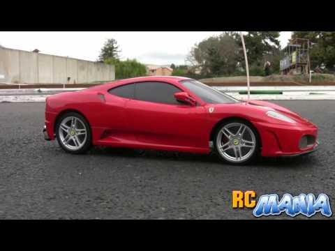 New Bright Ferrari F430 9.6V 1/10th scale - RC Mania