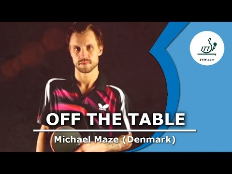 Michael Maze - Off The Table